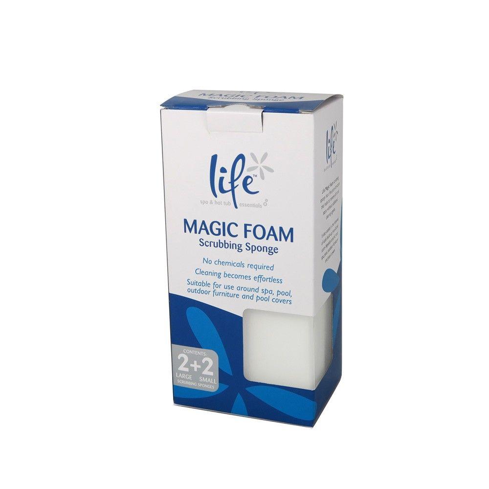 Magic Foam - gąbeczki do SPA