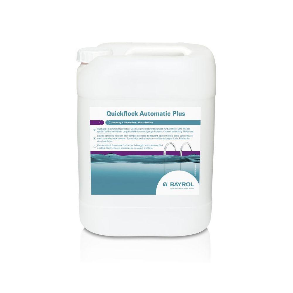 QuickFlock Automatic Plus 20 kg Bayrol