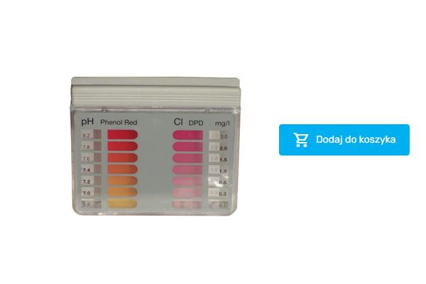 tester pH do basenu