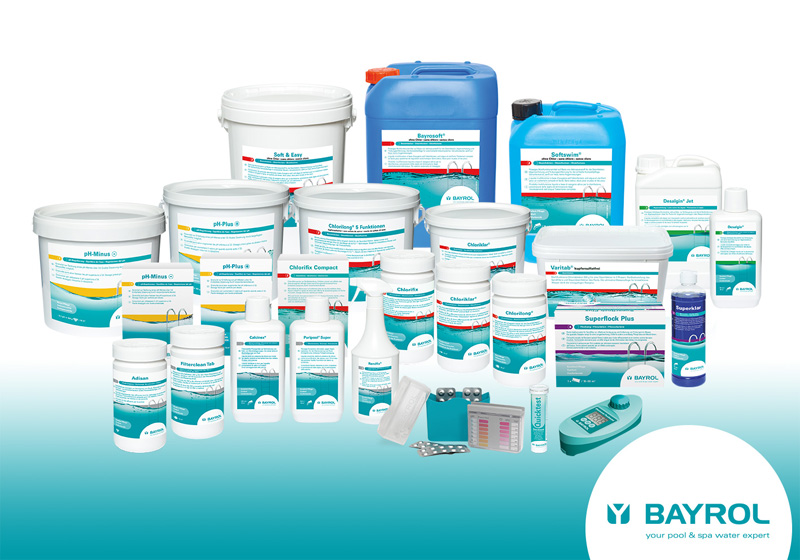 chemia basenowa bayrol