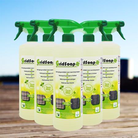 GridSoap - do czyszczenia pomp ciepła