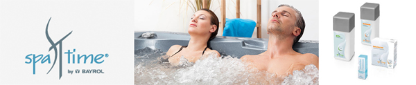 chemia do spa jacuzzi