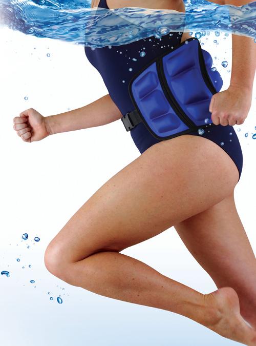 pas fitness we wodzie