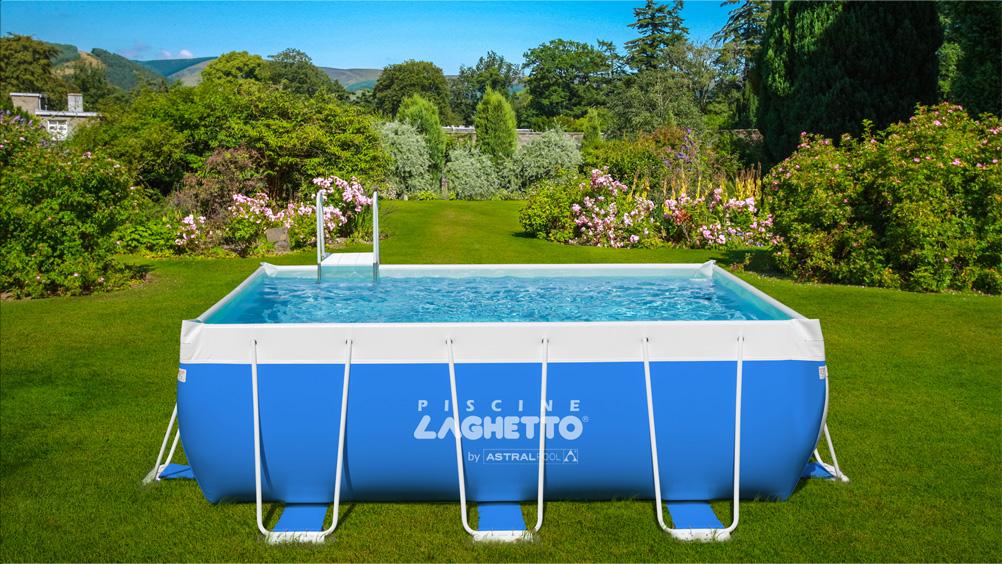 laghetto classic basen ogrodowy