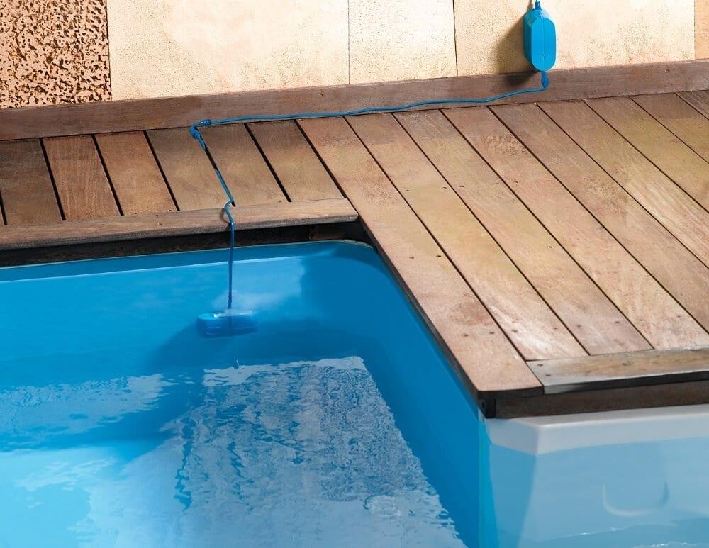 elektrolizer do małego basenu ogrodowo wkopywanego