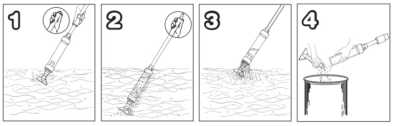 Instrukcja obsługi SpaVac